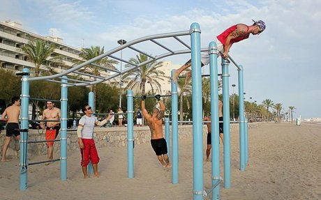Street workout - Wikipedia