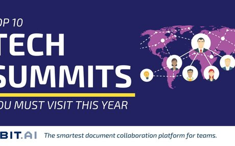 Top 10 Best Tech Summits Of 2018 - Bit Blog