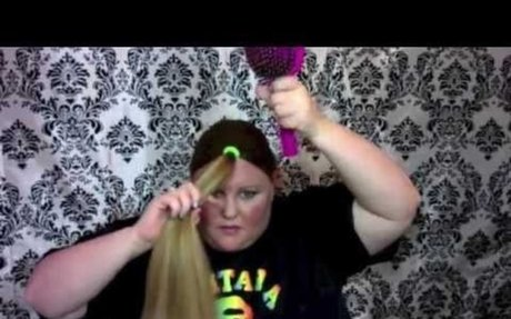 A Crazy Trick to Cutting Your Own Hair