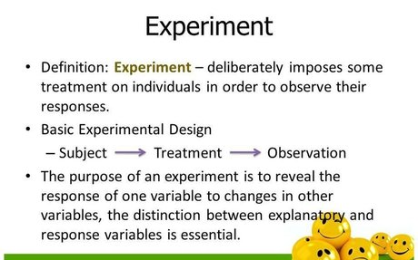 Step 3: Conduct an Experiment