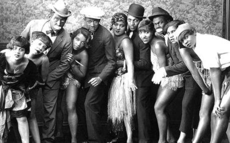 Sirs Discover The Harlem Renaissance