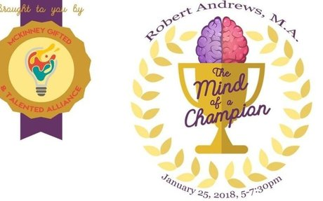 """""""Mind of a Champion"""" for McKinney ISD (grades 6th-9th)"""
