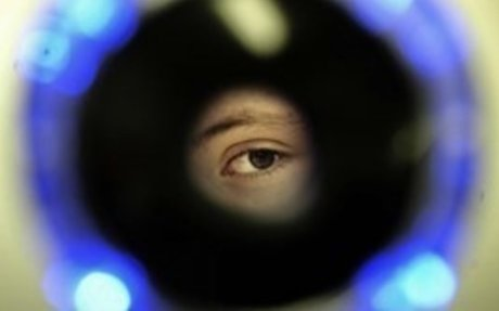 Iris scanners among the technology fans expect in football over the next 10 years