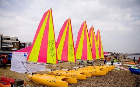 Southend Marine Activities Centre | Day Out With The Kids