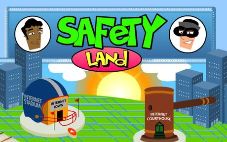 AT&T Internet Safety Connections Game
