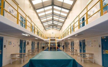 Prison, drugs and debts