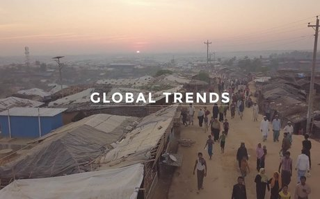 UNHCR Global Trends 2017 Report