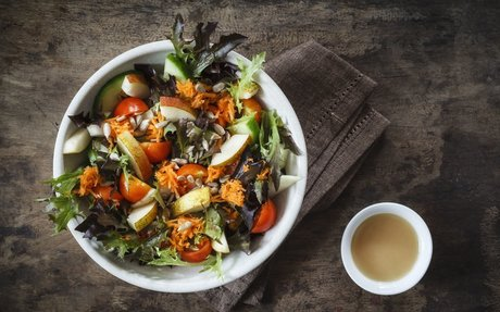 How to Ruin a Healthy Salad