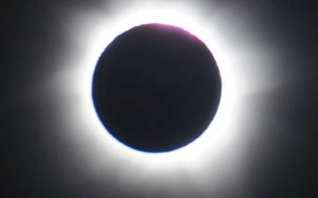 How long does solar eclipse last? When does it end?