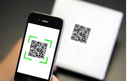 Web QR Code scanner