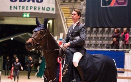 Showjumping:  Leopold van Asten victorious in Oslo
