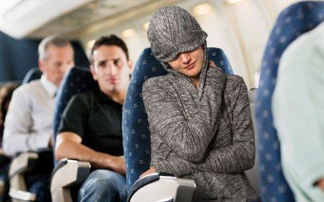 Red-Eye Wrap (Heathered)   Women's Travel Wrap-Cardigan With B...