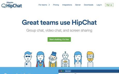 HipChat - Team Communication