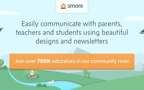 Smore: Flyers for Teachers, Librarians, Educators and Parents