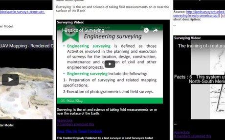 Hundreds of Surveying Tips - Land Surveyor Videos