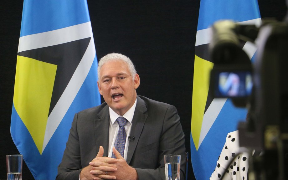 Government Announces Plans for the Health Sector | The St. Lucia STAR