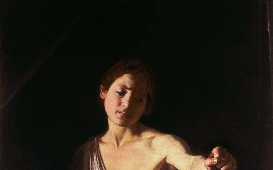 David with the Head of Goliath by Caravaggio Facts & History