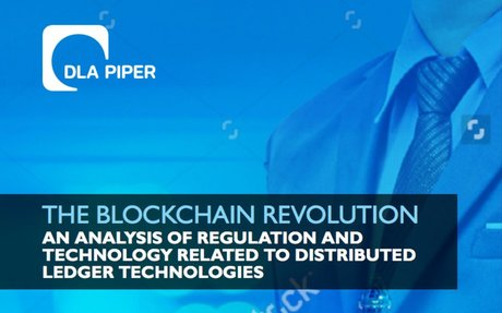 2017-01 DLA Piper Report:An analysis of regulation and technology related to Blockchain