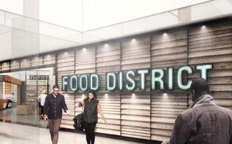 Canadian Shopping Centre Landlords Adding Food Halls/Markets & Restaurants: Trend