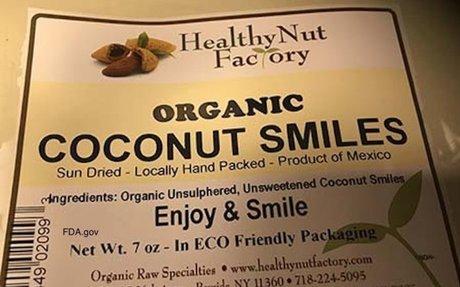 #3   FDA Identifies 16 Retail Locations That Sold Contaminated Coconut