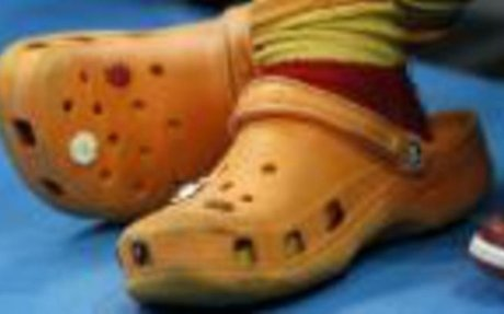 "Watch ""Crocs Could Be Bad For Your Feet"" Video at Waywire"