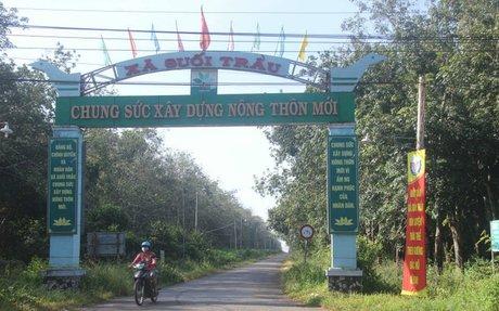 Giải thể một xã để lấy đất xây sân bay Long Thành