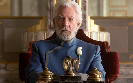 President Snow from The Hunger Games
