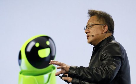 Nvidia Posts Record Sales as Pandemic Sustains Demand for Gaming, Data-Center Chips
