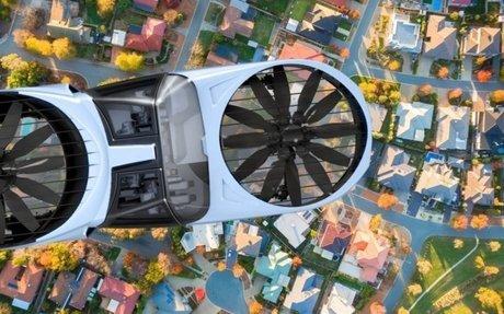 Urban Aeronautics Announces Full-scale Deployment of Flying Car