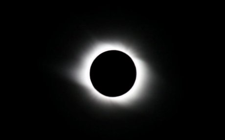 A Total Solar Eclipse Isn't Total Everywhere