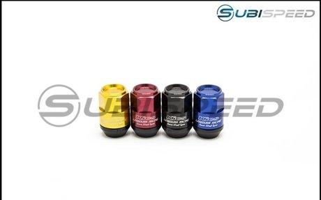 Project Kics Leggdura Racing Shell Type Lug Nut 35mm (Closed-End) - 2015+ WRX / 2015+ STI