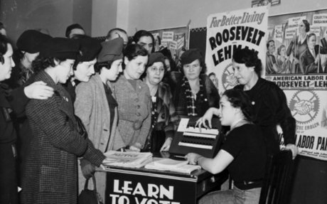 1. 19th Amendment to the U.S. Constitution: Women's Right to Vote