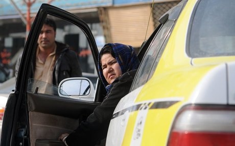 Newsela | Afghan woman drives taxi, defies threats