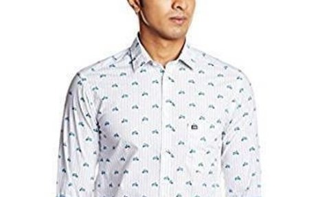 Arrow Sports Men's Casual Shirt: Amazon.in: Clothing & Accessories