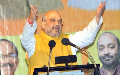 Amit Shah to Rahul Gandhi: Remember what your mother called PM Modi