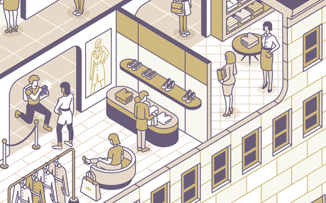 TRENDS // Trends Driving And Derailing Experiential Retail