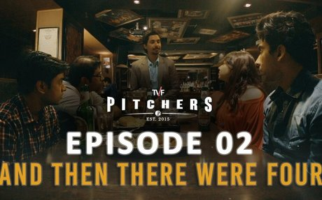 TVF Pitchers   S01E02 - 'And Then There Were Four'