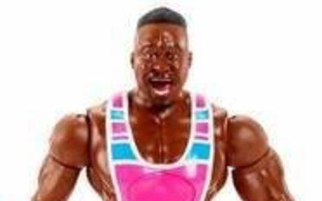 WWE Tough Talkers Big E Action Figure