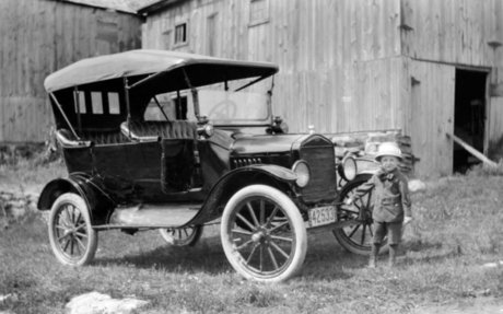 #8 Ford Model T