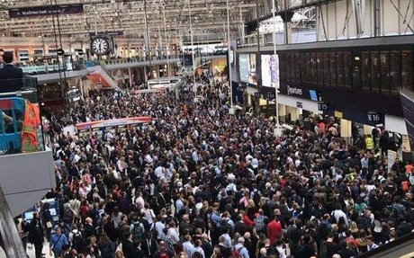 Gavin Manerowski | London Faces Some Major Disruptions on August Bank Holiday!