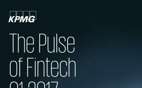 2016-04 KPMG Report: The Pulse of FinTech – Q1 2017