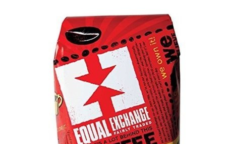 Equal Exchange Organic Whole Bean Coffee - Mind Body & Soul