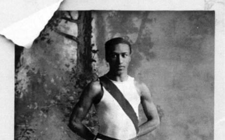 9. George Coleman Poage: First African-American to Win a Medal in the Olympic Games (1904)