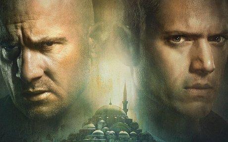 Prison Break (TV Series 2005–2017)