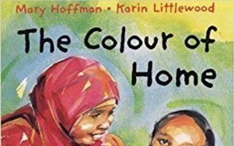 Colour of Home: Mary Hoffman