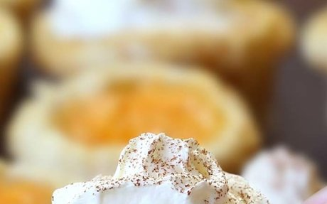 Easy Pumpkin Pie Bites - Sugar Apron