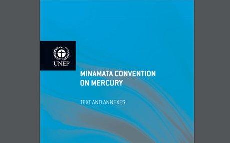 Cabinet Nod to Ratify Minamata Convention on Mercury