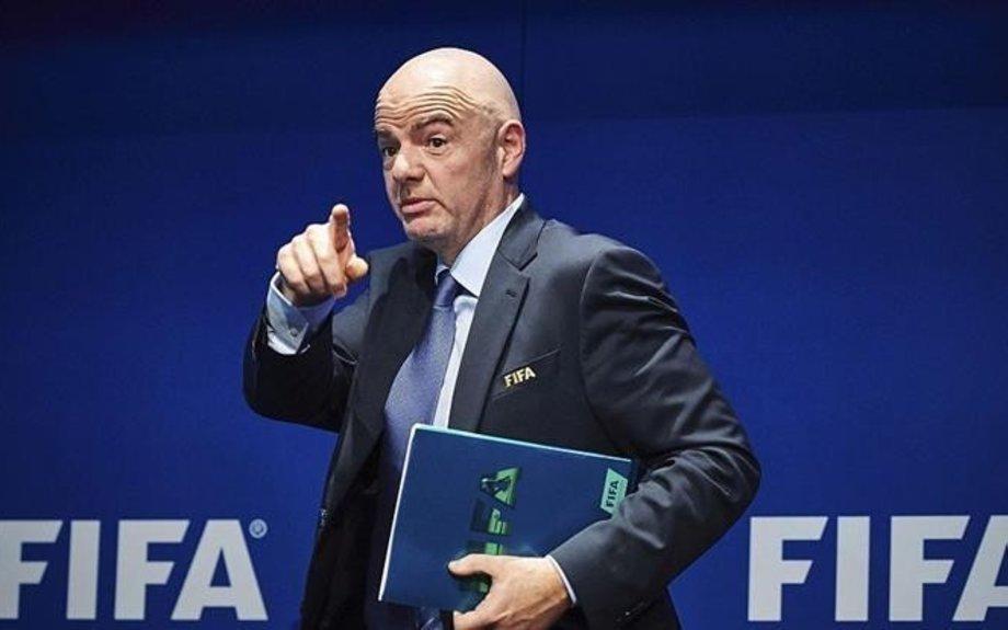 FIFA cambia: Mundiales con organización compartida