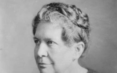 8) Florence Kelley | American social reformer