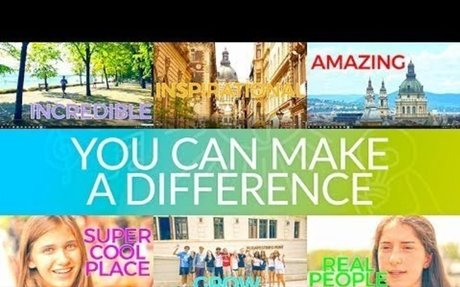 You can make a difference - Global Prep - Fogadás